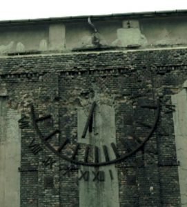 LOOPの壁時計